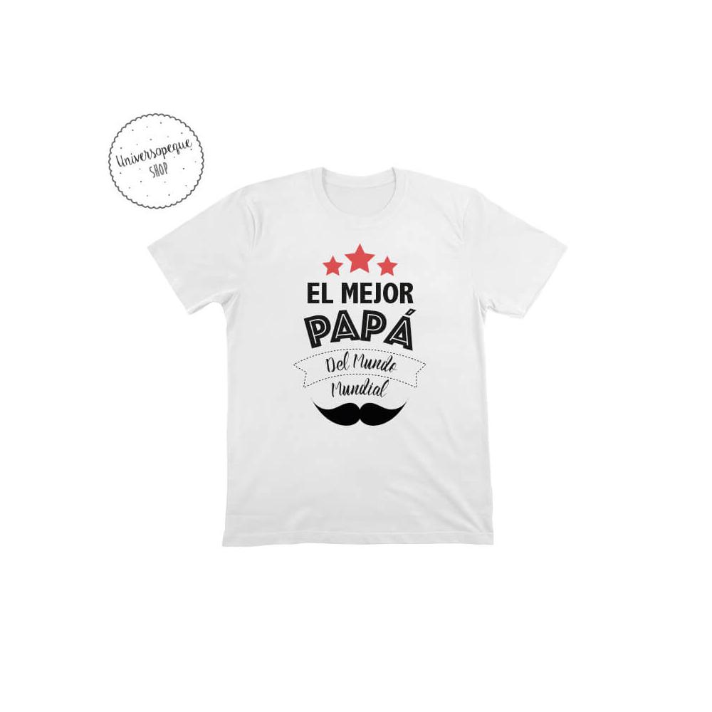 camiseta mejor padre