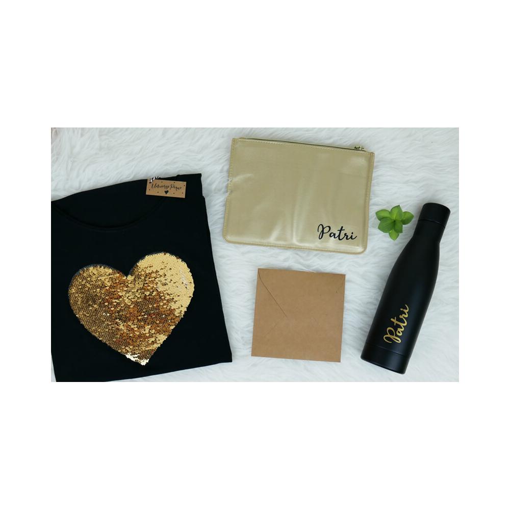 pack profe de corazón personalizable