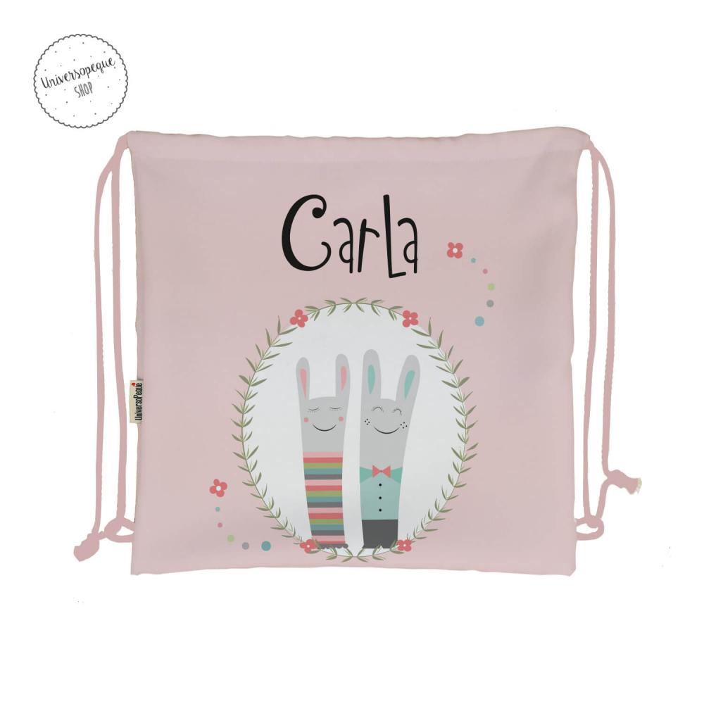 mochila personalizada para el cole o la guardería