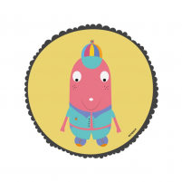 Vinilo Infantil Niño Él, vinilo decorativo adhesivo de pared para la habitación del Bebé o Niño